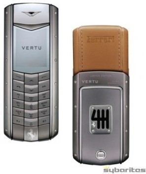 Vertu Ascent Ferrari 60 Limited Edition