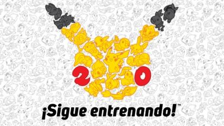 Así celebrará Pokémon su 20º aniversario