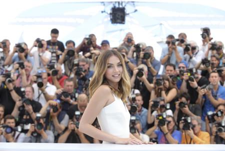 Ana de Armas, la chica más divertida del Festival de Cannes 2016