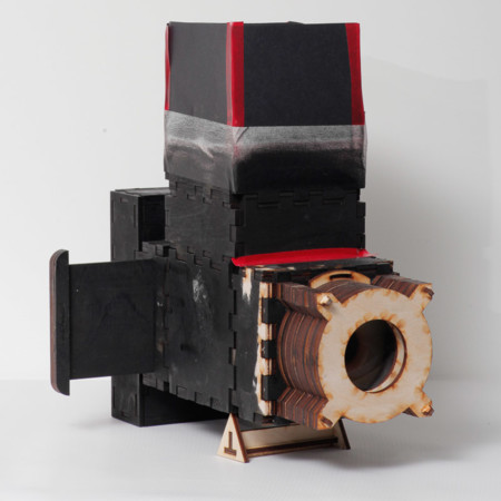 The Focal Camera Modular Pinhole Medium Format 1