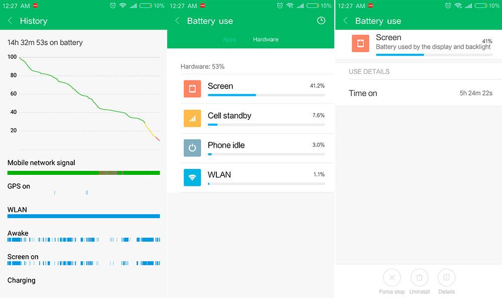 Xiaomi Redmi™ Note 5a prime Bateria