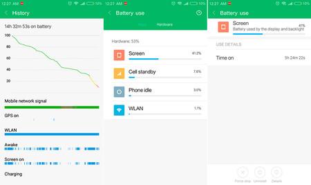 Xiaomi Redmi Note 5a prime Bateria