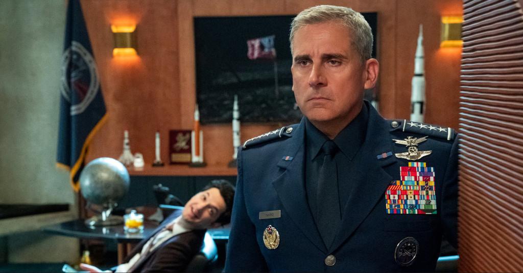'Space Force': la comedia espacial de Steve Carell para Netflix ya tiene fecha de estreno y primeras imágenes