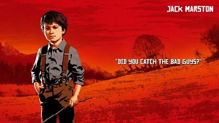 Red Dead Redemption 2 Jack Marston