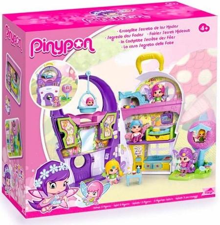 Amazon Prime Day:  Escondite secreto de las hadas Pinypon rebajado de 39,90 euros a sólo 22,01 euros