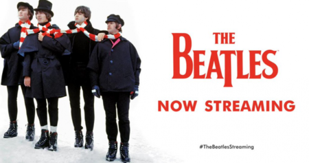 Los primeros 100 días de The Beatles en Spotify son impresionantes