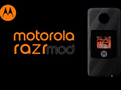Los clásicos siguen resucitando, tal vez sea el turno de Motorola y su RAZR V3
