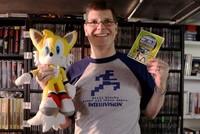 Este tío tiene más de 11.000 juegos (y un record Guinness) y te los quiere vender