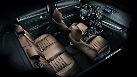 Alfa Romeo Giulietta for Maserati