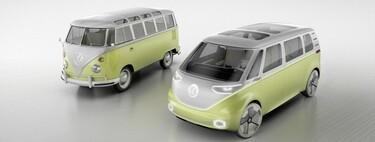 El Volkswagen ID. Buzz, la Combi eléctrica, ya contará con un nivel 4 de autonomía