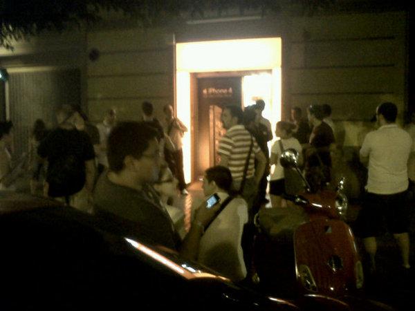 Foto de La noche del iPhone 4 (8/16)