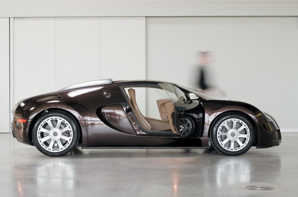 Foto de Bugatti Veyron Fbg par Hermès (6/22)