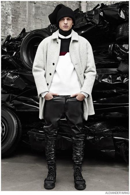 No sé vosotros, pero yo por preferir, prefiero a Alexander Wang sin H&M