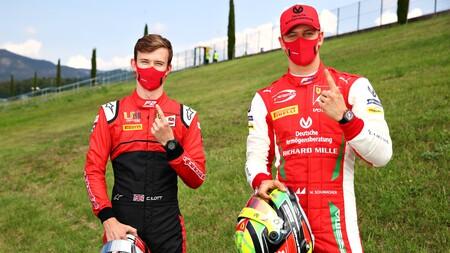 Schumacher Ilott F2 2020