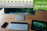 Logitech K760, te enseñamos cómo es este teclado solar tres en uno