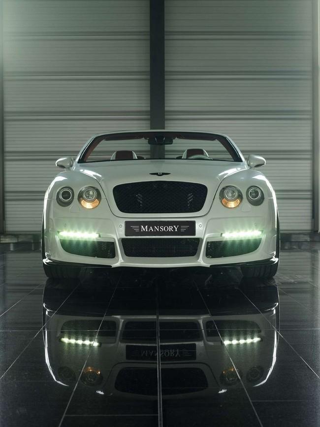 Foto de Bentley GTC LE MANSory (6/12)