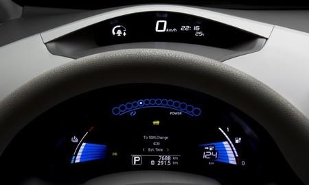 Cuadro de instrumentos Nissan LEAF 2010