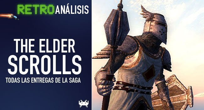 Saga The Elder Scrolls Retrospectiva
