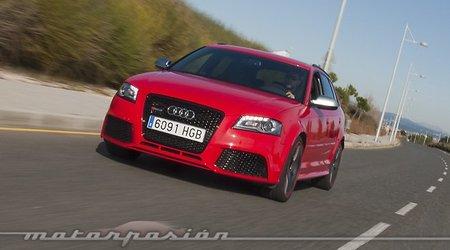 Audi RS3 Sportback, prueba (conducción y dinámica)