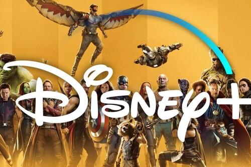 Guía para el Universo Marvel en Disney+: cómo ver en orden cronológico 'Bruja Escarlata y Visión' (WandaVision), 'Falcon y el Soldado de Invierno' y todas las películas y series del MCU