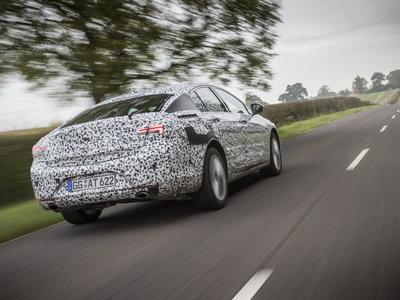 El nuevo Opel Insignia será aún más grande, pero también más ligero y eficiente