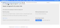 Napster.fm recurre a YouTube para ofrecer una radio online Open Source