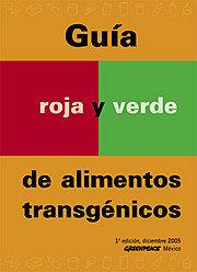 Guía de alimentos transgénicos de Greenpeace en México