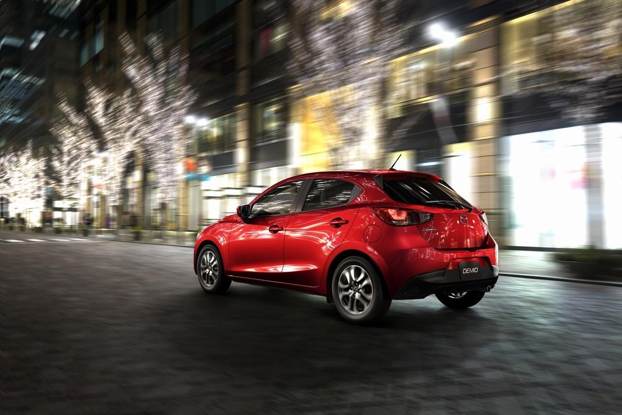 Foto de Mazda2 2014 - primeras imágenes (3/5)