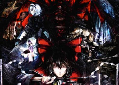 'Koumajou Densetsu: Scarlet Symphony'. Mitad 'Castlevania', mitad shump