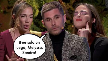 Marta Peñate cuenta en 'La Casa Fuerte' que Tom Brusse le propuso hacer un trío con Samira