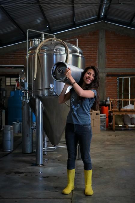 Mujeres mexicanas en la industria cervecera, a las que admiran sus colegas