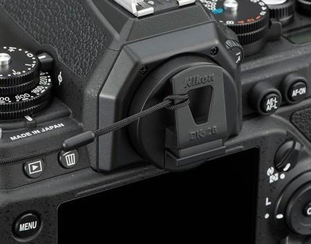 Nikon Df - Detalle del visor