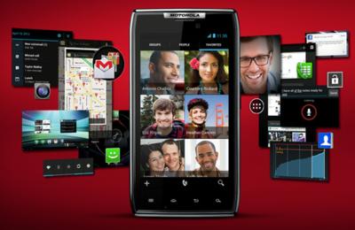 Motorola actualiza a Android 4.0.4 su Motorola RAZR y Motorola RAZR MAXX
