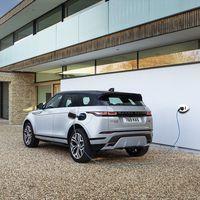 Jaguar Land Rover quiere tener su primer coche de hidrógeno en 2025, un SUV similar al Evoque