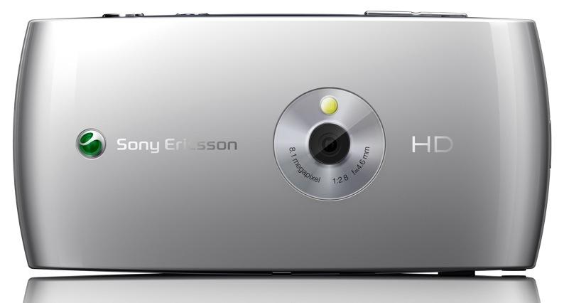 Foto de Sony Ericsson Vivaz (1/7)