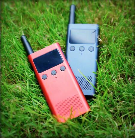 Estos walkie-talkie de Xiaomi ya han vendido más de dos millones de unidades