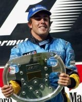 Fernando Alonso, una mina de oro