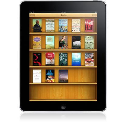 iBooks, la aplicación para la iBookStore