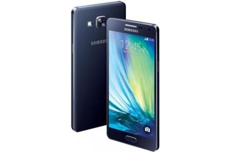 Así luce el Samsung Galaxy A5 en formato oficial