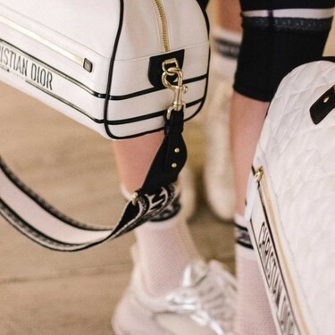 Dior lanza la colección de equipamiento deportivo más lujosa: cinta de correr, mancuernas y hasta pelotas de pilates