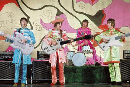 Otro 'Guitar Hero' temático: The Beatles
