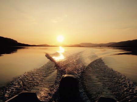 Midnight Sun Norway Ivar