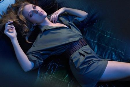Campaña de Scarlett Johansson para Mango Primavera-Verano 2010: todas las imágenes y tendencias VII