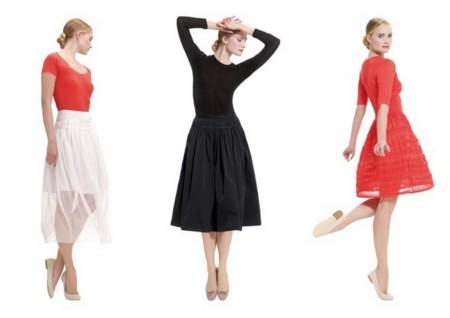 Inspírate en el mundo del ballet para crear un look lleno de movimiento