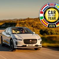 El SUV eléctrico Jaguar I-Pace se corona como Coche del Año en Europa 2019