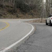 """Conduciendo en """"La cola del dragón"""": ¿la mejor carretera de Estados Unidos?"""