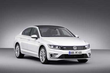 Volkswagen Passat Hibrido Enchufable