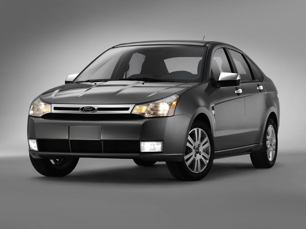 Foto de Ford Focus 2008, la versión americana (11/12)