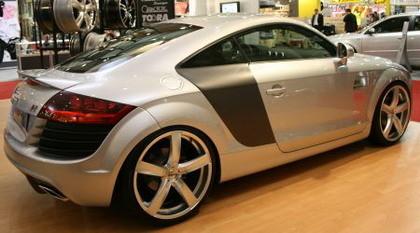 Audi TT R8