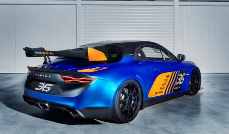 Alpine GT4